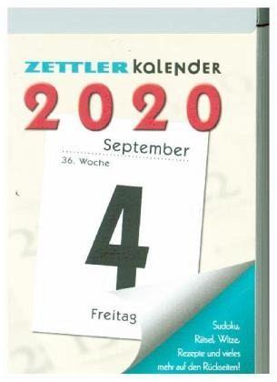 Abreisskalender 2021