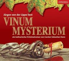 Vinum Mysterium, 4 Audio-CDs - Henn, Carsten Sebastian
