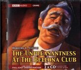 The Unpleasantness At The Bellona Club, 2 Audio-CDs\Ärger im Bellona-Club, 2 Audio-CDs, englische Version