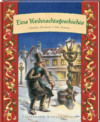 Charles Dickens Weihnachtsgeschichte Hauptfigur