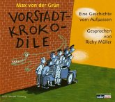 Vorstadtkrokodile Bd.1, 3 Audio-CDs