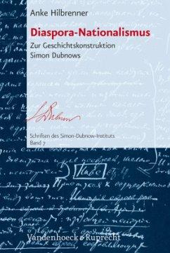 Diaspora-Nationalismus - Hilbrenner, Anke