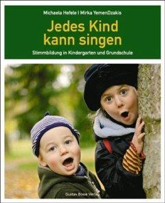 Jedes Kind kann singen, m. DVD