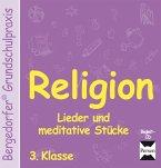 Religion, 3. Klasse, 1 Audio-CD