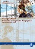 Pädagogisches Wissen / Umgang mit Wissen Bd.2