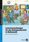 Lernvoraussetzungen für den Anfangsunterricht in Mathematik 2