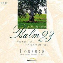 Psalm 23, 3 Audio-CDs - Keller, W. Phillip