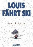 Louis fährt Ski