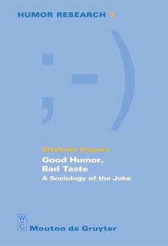 Good Humor, Bad Taste - Kuipers, Giselinde