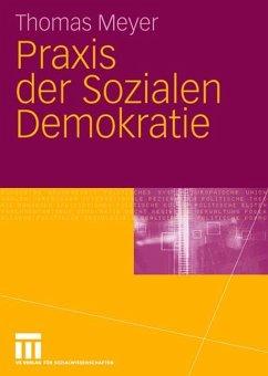 Praxis der Sozialen Demokratie - Meyer, Thomas
