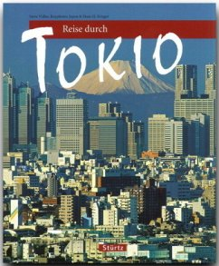 Reise durch Tokio - Vidler, Steve; Krüger, Hans H.