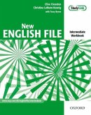 English File - New Edition. Intermediate. Workbook with Key and CD-ROM (CD-ROM u. CD auf 1 Datenträger)