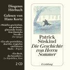 Die Geschichte von Herrn Sommer, 2 Audio-CDs