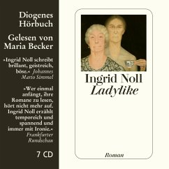 Ladylike, 7 Audio-CDs - Noll, Ingrid