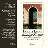 Blutige Steine / Commissario Brunetti Bd.14 (8 Audio-CDs)