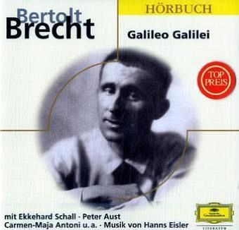 Galileo Galilei, 2 Audio-CDs - Brecht, Bertolt