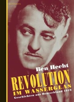 Revolution im Wasserglas - Hecht, Ben