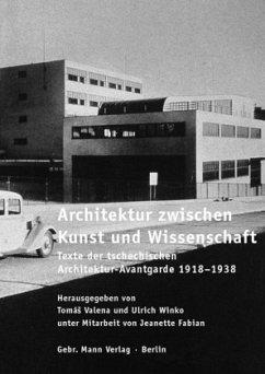 Architektur zwischen Kunst und Wissenschaft