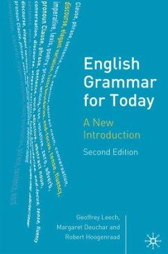 English Grammar for Today: A New Introduction - Leech, Geoffrey