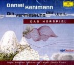 Die Vermessung der Welt, 3 Audio-CDs