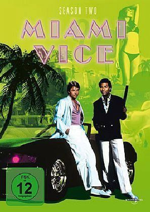 Miami Vice - Season Two (6 DVDs) - Don Johnson,Philip Michael Thomas