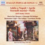 Italian Popular Songs Vol.2