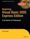 Beginning Visual Basic 2005 Express Edition