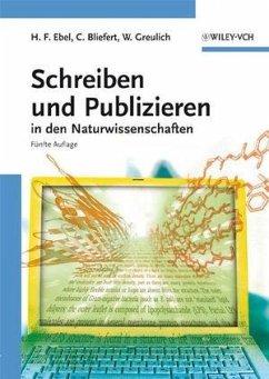 Schreiben und Publizieren in den Naturwissensch...