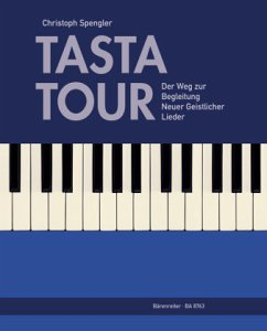 Tasta-Tour, Klavier, m. 2 Audio-CDs