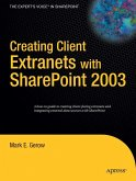 Creating Client Extranets with Sharepoint 2003