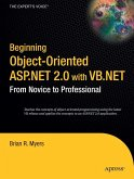 Beginning Object-Oriented ASP.NET 2.0 with VB .Net: From Novice to Professional