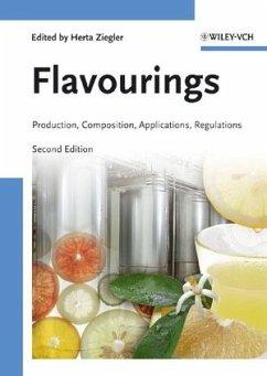 Flavourings - Ziegler, Herta (Hrsg.)