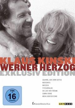 Klaus Kinski - Werner Herzog - Exklusiv Edition II