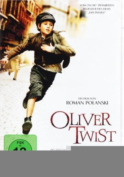 oliver twist auf dvd portofrei bei b. Black Bedroom Furniture Sets. Home Design Ideas