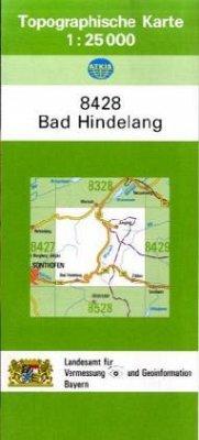 Landesamt Für Digitalisierung, Vermessung Bayern Topographische Karte Bayern Bad Hindelang