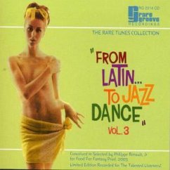 From Latin To Jazz Dance Vol.3 - Diverse