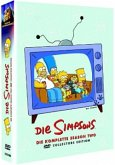 Die Simpsons - Die komplette Season 02 (Collector's Edition, 4 DVDs)