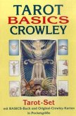 Tarot Basics Crowley, m. Tarotkarten (Pocket)