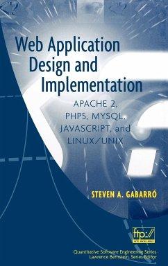 Web Application Design - Gabarro, S.