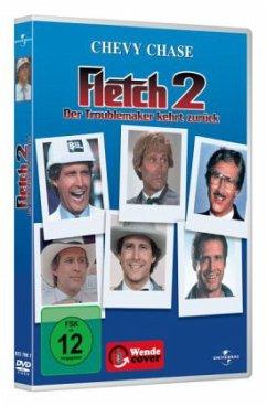 Fletch 2 - Der Troublemaker kehrt zurück - Chevy Chase,Hal Holbrook,Julianne Phillips