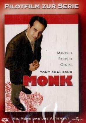 Mr Monk Und Das Attentat