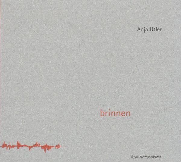 brinnen - Utler, Anja
