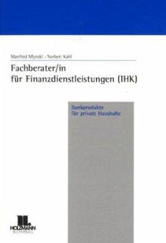 Fachberater/in für Finanzdienstleistungen (IHK), Steuern - Jung, Stefan