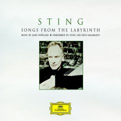 Songs From The Labyrinth - Sting/Karamazov,Edin