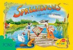 PONS Sprechdachs - 13 Sprach- und Erzählspiele