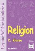 Religion, 2. Klasse, 14 Folien