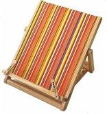 bookchair standard streifen, Buchständer