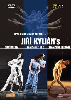 Kylian, Jiri - Triple Bill: Sinfonetta / Sympho...