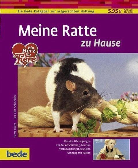 Meine Ratte zu Hause von Petra Dietz; Eva-Grit Schneider - Buch ...