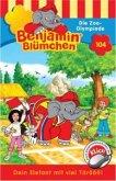 Benjamin Blümchen - Die Zoo-Olympiade, 1 Cassette